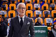 Guido Bagatta<br /> Banco di Sardegna Dinamo Sassari - Segafredo Virtus Bologna<br /> Legabasket LBA Serie A 2019-2020<br /> Sassari, 22/12/2019<br /> Foto L.Canu / Ciamillo-Castoria