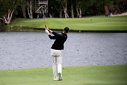 November 15, 2018 - Sydney, NSW, U.S. - SYDNEY, AUSTRALIA - NOVEMBER 15: Cameron Davis (AUS) at Day 1 of The Emirates Australian Open Golf on November 15, 2019, at The Lakes Golf Club in Sydney, Australia. (Photo by Speed Media/Icon Sportswire) (Credit Image: © Speed Media/Icon SMI via ZUMA Press)