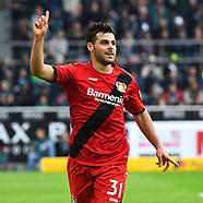 Borussia Moenchengladbach v Bayer 04 Leverkusen - 21 October 2017