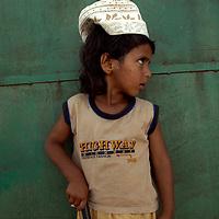 Oman, Ra's al-Hadd. March/20/2008.<br /> <br /> A young boy from the village of Ra's al-Hadd.