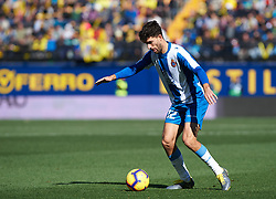 February 3, 2019 - Vila-Real, Castellon, Spain - Didac Vila of RCD Espanyol during the La Liga match between Villarreal and Espanyol at Estadio de la Ceramica on February 3, 2019 in Vila-real, Spain. (Credit Image: © AFP7 via ZUMA Wire)