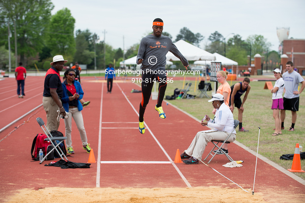 2015 Track and Field Campbell