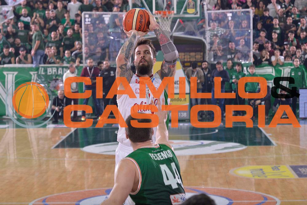 Sidigas Avellino - EA7 Emporio Armani Milano<br /> Lega A 2016/2017<br /> Milano 30/01/2017<br /> Foto Ciamillo-Castoria