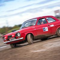 Car 71 Tim Sawyer / Andrew Duerden