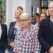NLD/Amsterdam/20150331 - Boekpresentatie Altijd Viareggio van Rick Nieman, Wim T Schipper en Youp van 't Hek