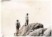 mountain hiking Japan ca 1930s