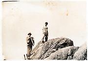 mountain hiking Japan ca 1930s