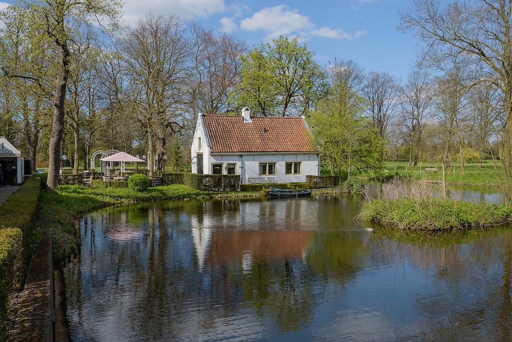 Kasteel van Rhoon, Rhoon, Albrandswaard, Zuid Holland, Netherlands