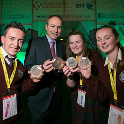 1128 Fianna Fail / BT Young Scientist