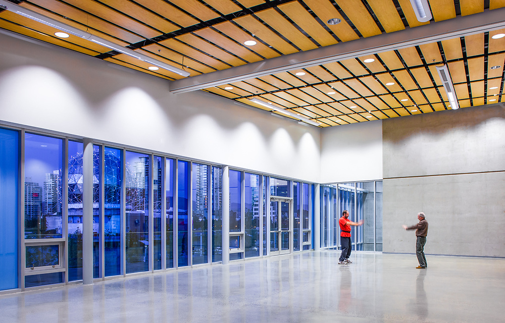 False Creek Community Centre, Vancouver | Nick Milkovich Architects with Francl Architecture | 2010