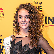 NLD/Scheveningen/20161030 - Premiere musical The Lion King, Miss Nederland 2016 Zoey Ivory