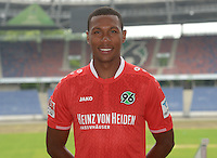 German Soccer Bundesliga 2015/16 - Photocall of Hannover 96 on 13 July 2015 in Hanover, Germany: Marcelo