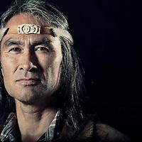Hivshu Peary - Greenlandic hunter and musician