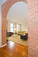 Living Room at 52 Thomas Street