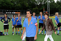 hockey, seizoen 2010-2011, 10-06-2011, amstelveen, Finale Nationale Shell Schoolhockeycompetitie 2011, Jongens Oud Rijnlands Lyceum Wassenaar - Maartenscollege Haren 6-0,