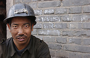Shanxi Province, China.<br />