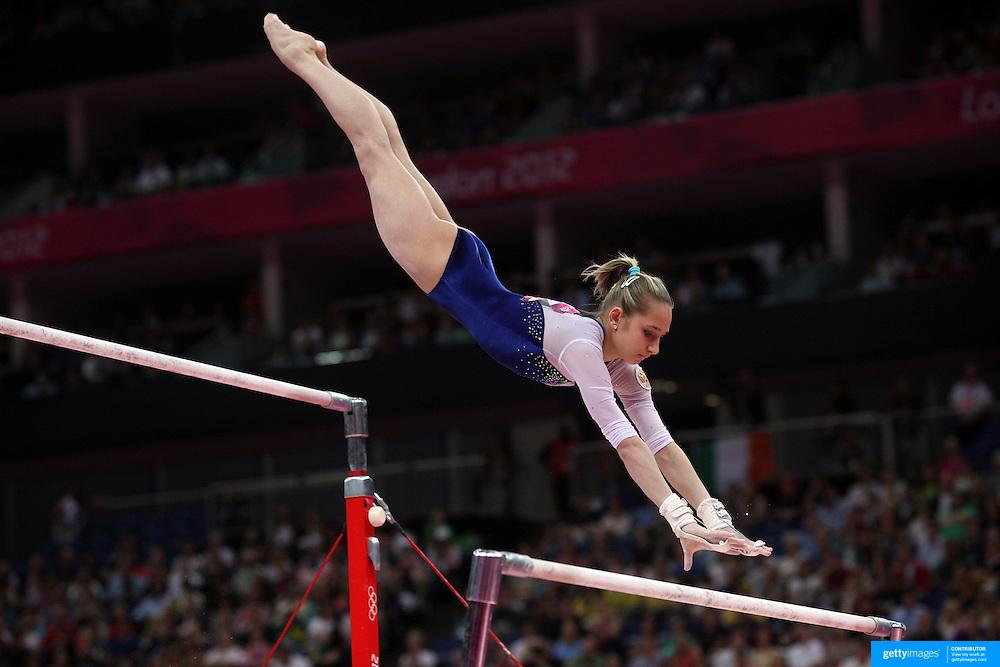 Gymnastics bar olympics