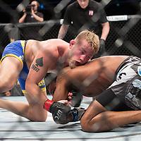 Alexander Gustafsson vs. Jimi Manuwa