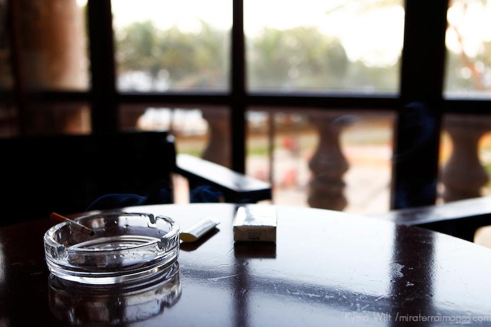 Cigarette And Ashtray At Hotel Nacional De Cuba Bar Mira Terra Images Travel Photography