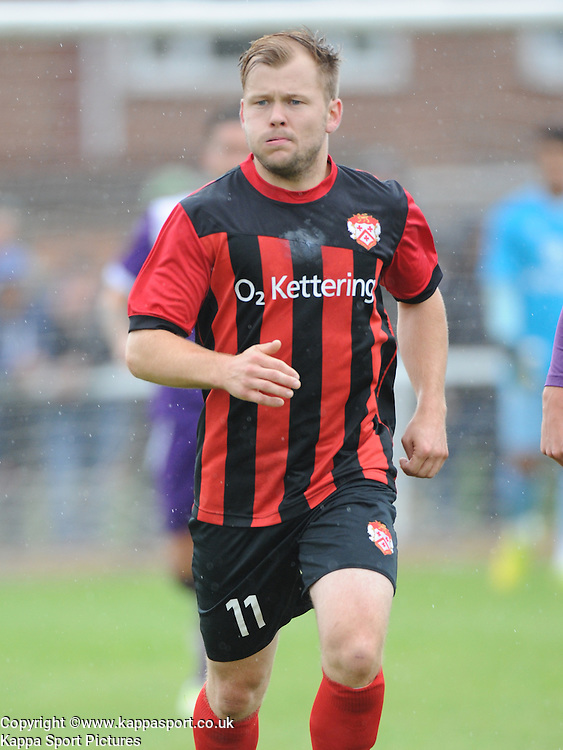 Andy Hall, Kettering Town, Kettering Town v Daventry Town Southern League Division One Central, 25th August 2014