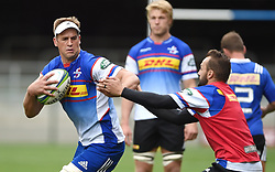 Cape Town-180419 Stomers  Jan van Zyl at training before their Super Rugby game against the  Sharks in Durban this coming weekend..photograph:Phando Jikelo/African News Agency/ANA