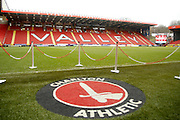 The Valley Stadium during the EFL Sky Bet League 1 match between Charlton Athletic and Fleetwood Town at The Valley, London, England on 4 February 2017. Photo by Andy Walter.