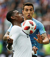 Uruguay v France 06/07 MIKE