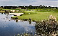VILAMOURA - Algarve - Oceanico Victoria  Golfcourse, hole 12 en 13,   COPYRIGHT KOEN SUYK