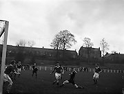05/11/1960<br /> 11/05/1960<br /> 05 November 1960<br /> Soccer, League of Ireland: Cork Celtic v St Patrick's Athletic at Richmond Park, Dublin.