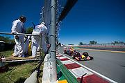 June 5-7, 2015: Canadian Grand Prix: Daniel Ricciardo (AUS), Red Bull-Renault