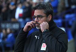 Huddersfield Town manager David Wagner - Mandatory by-line: Jack Phillips/JMP - 06/01/2018 - FOOTBALL - Macron Stadium - Bolton, England - Bolton Wanderers v Huddersfield Town - English FA Cup
