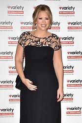 Kimberley Walsh bei den Variety Showbiz Awards in London / 181016<br /> <br /> *** Variety Showbiz Awards at the Hilton Park Lane Hotel in London, UK, October 18 , 2016 ***