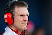 Circuito de Jerez, Spain : Formula One Pre-season Testing 2014. James Allison, Ferrari