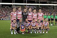 Womens Soccer 2012 - USA vs Aus Sept 19