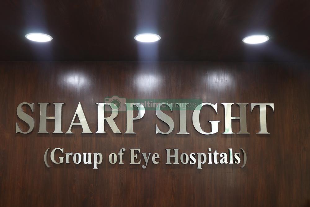 August 28, 2017 - Srinagar, Jammu and Kashmir, India - Sharp sight (Group of Eye Hospital), inaugurates  Eye Care Hospital in srinagar (Credit Image: © Faisal Bhat/Pacific Press via ZUMA Wire)
