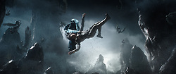 Marvel Studios' THOR: RAGNAROK<br /> <br /> Valkyrie (Tessa Thompson)<br /> <br /> Ph: Teaser Film Frame<br /> <br /> ©Marvel Studios 2017