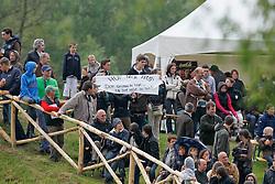 Supporters Nick Motmans<br /> CSIO Lummen 2010<br /> © Dirk Caremans