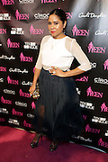 19 November-New York, NY: On-Air Personality Angela Yee attends the 4th Annual WEEN (Women in Entertainment Empowerment Network) Awards held at Helen Mills Theater on November 19, 2014 in New York City.  (Terrence Jennings)