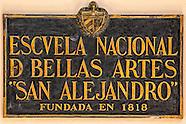 Art School San Alejandro, Havana Marianao, Cuba..