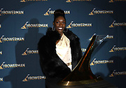 Dec 20, 2018; San Antonio, TX, USA; Women's 2012 winner Kimberlyn Duncan of LSU poses at the 10th Bowerman Awards at the JW Marriott San Antonio Hill Country Resort & Spa.