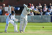 Steve Davies of Somerset batting during the Specsavers County Champ Div 1 match between Somerset County Cricket Club and Hampshire County Cricket Club at the Cooper Associates County Ground, Taunton, United Kingdom on 26 May 2017. Photo by Graham Hunt.