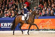 Mirelle van Kemenade Witlox - Decor Ferdinand<br /> Finale Isah Hengstencompetitie 2015/2016<br /> KWPN Hengstenkeuring 2015<br /> © DigiShots