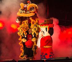 Christchurch-Lantern festival marking Chinese New Year