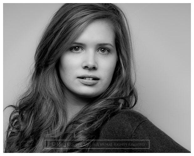 Headshot of actress Rowan King