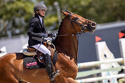 Clarys Amellie, BEL, Mojita van't Hulgenrode<br /> Belgisch Kampioenschap Jeugd Azelhof - Lier 2020<br /> <br /> © Hippo Foto - Dirk Caremans<br /> 30/07/2020