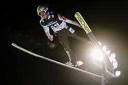 08.01.2016, Mühlenkopfschanze, Willingen, GER, FIS Weltcup Ski Sprung, Willingen, im Bild Daniel Andre Tande, Norwegen // during Skijumping Qualification of FIS Skijumping World Cup at the Mühlenkopfschanze in Willingen, Germany on 2016/01/08. EXPA Pictures © 2016, PhotoCredit: EXPA/ Eibner-Pressefoto/ Socher<br /> <br /> *****ATTENTION - OUT of GER*****