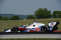 Marco Andretti, Honda Indy 200 at Mid Ohio, Mid Ohio Sports Car Course, Lexington, OH 08/05/12