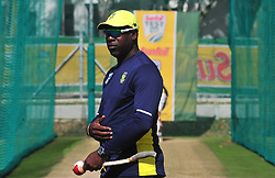 Cape Town-180321 Proteas coach Ottis Gibson during a practice session at Newlands cricket stadium.The Proteas will play their third test against Australia this weekend .Photograph:Phando Jikelo/African News Agency/ANA