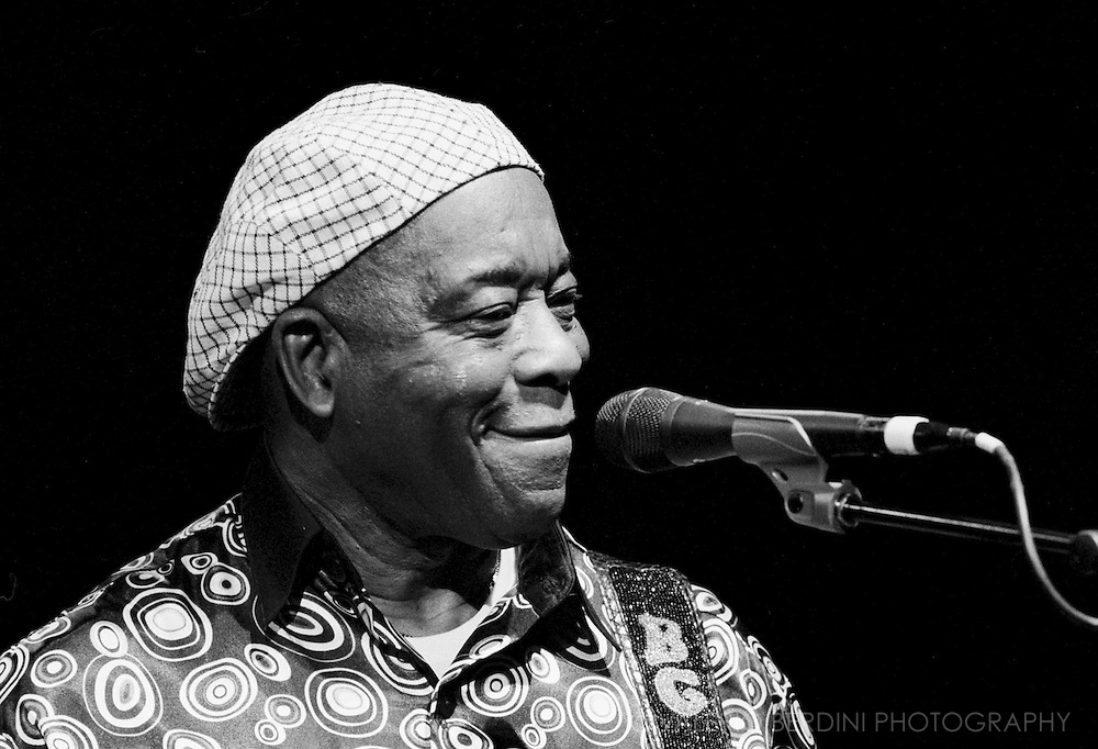 Buddy Guy live at the Shepherds Bush Empire in London on 24 June 2008