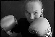 Yulia Sachkov - Kickboxing & Krav Maga